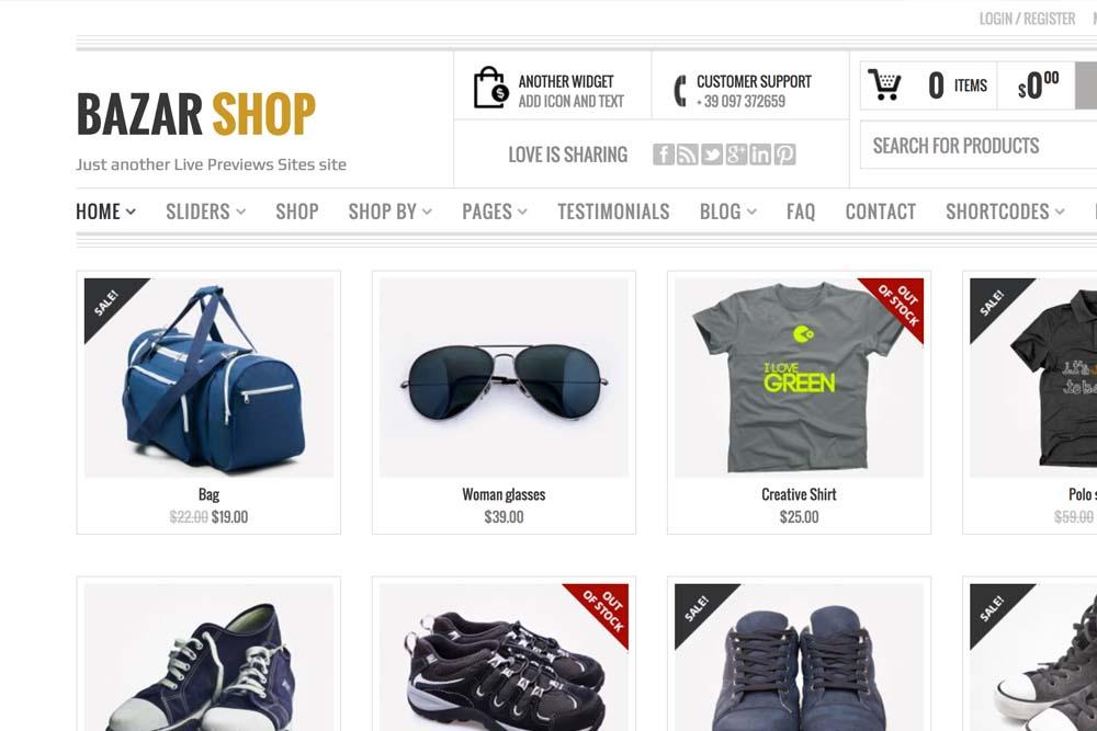 Bazarshop